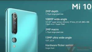 Xiaomi Mi 10 spesifikasi dan harga