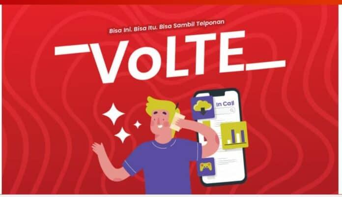 Layanan Telkomsel VoLTE