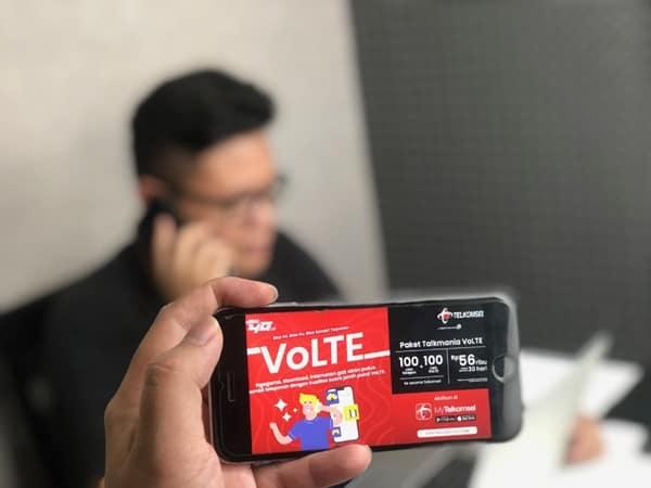 Telkomsel Hadirkan Layanan VoLTE, Ini 3 Keunggulannya!