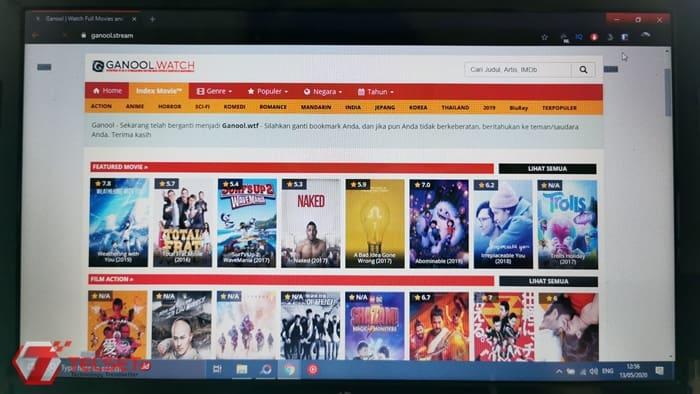 Link Situs Ganool Terbaru 2020 dan Cara Download Filmnya