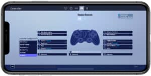 Remote Play iPhone PS4 - Joystick Settings