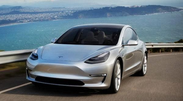 video call mobil Tesla