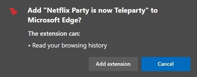 Cara Netflix Teleparty Party