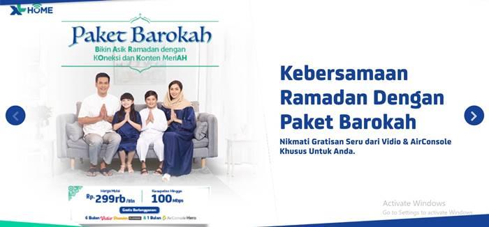 Paket Internet XL Ramadan