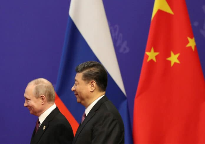 China dan Rusia Krisis Corona