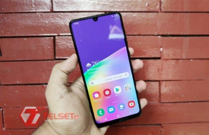 Samsung Galaxy A31 indonesia