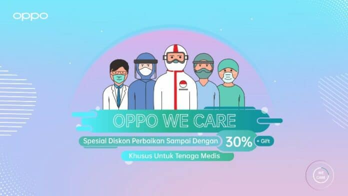 Oppo We Care