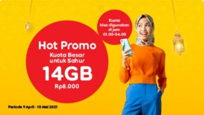 Promo Paket Data Indosat