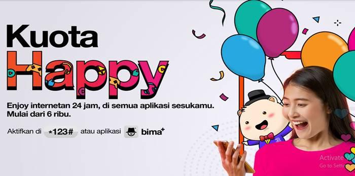 Promo Paket Tri Indonesia