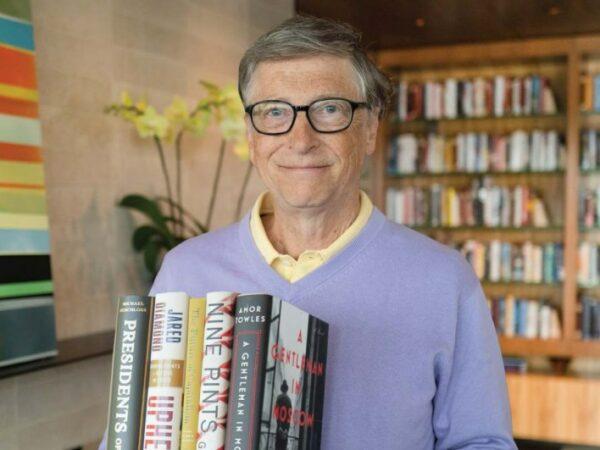 Rahasia sukses Bill Gates