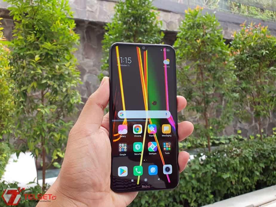 Redmi Note 8 Ponsel RAM 6GB Termurah