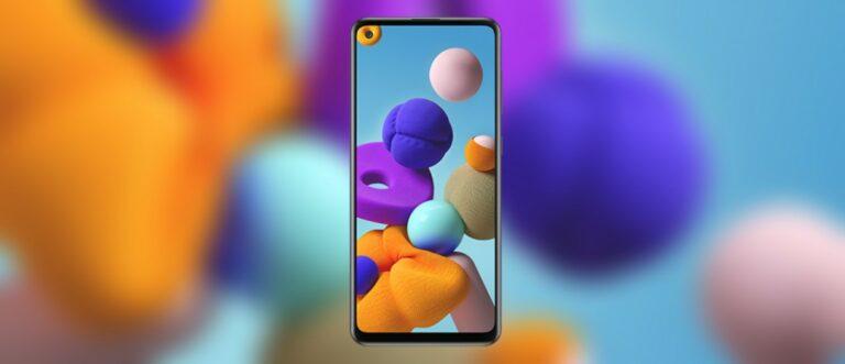 Spesifikasi dan Harga Samsung Galaxy A21s, Dilengkapi NFC