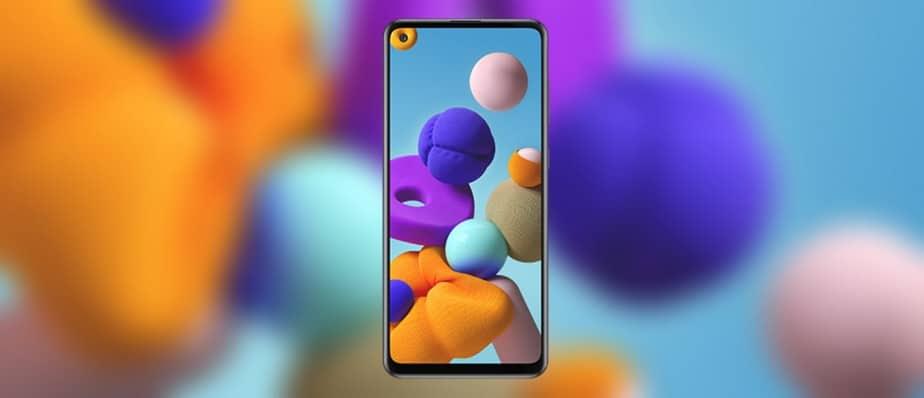 Spesifikasi Samsung Galaxy A21s