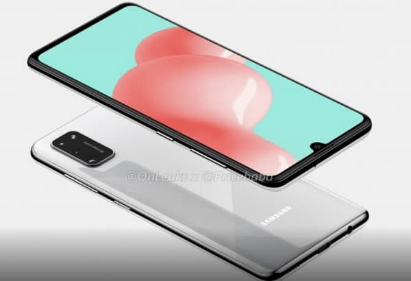 Spesifikasi Samsung Galaxy A41