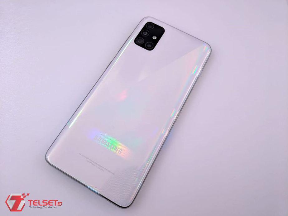 smartphone 6GB termurah Samsung Galaxy A51
