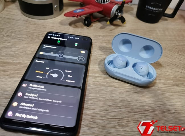 Review Samsung Galaxy Buds Plus