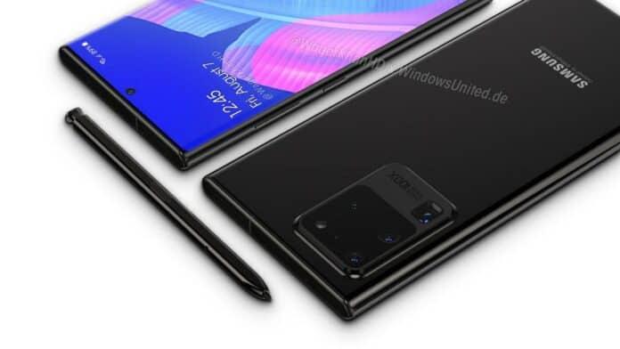 Samsung Galaxy Note 20 Online