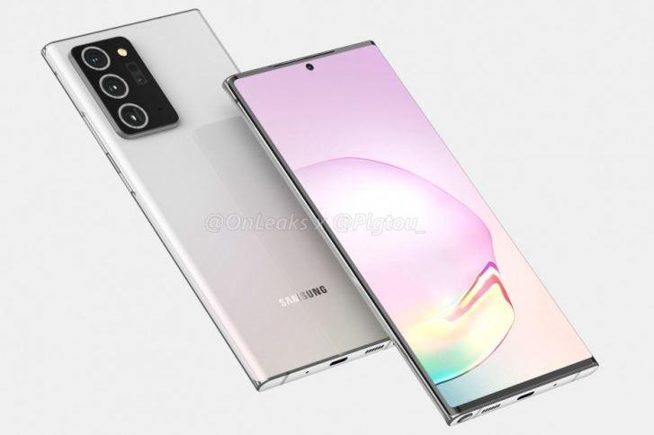 Opsi Warna Samsung Galaxy Note 20 Terungkap, Tampil Sederhana?