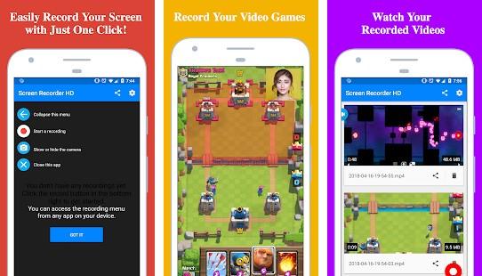 Aplikasi Screen recorder terbaru