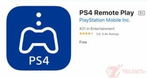 Remote Play iPhone PS4 - App Store