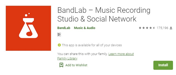 Band Lab