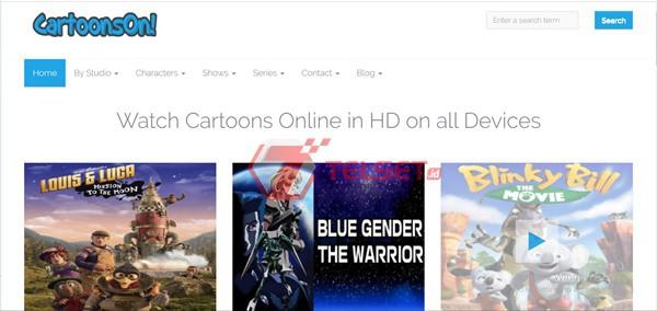 nonton film kartun streaming
