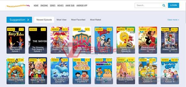 Situs film kartun