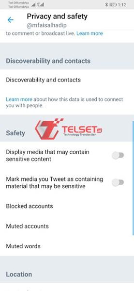 Tidak bisa play video Twitter