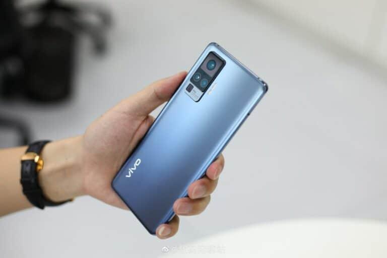 Penampakan Desain Elegan dari Vivo X50 Pro