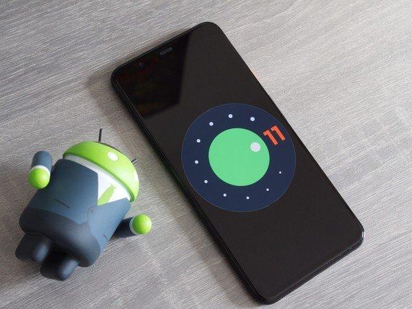 Peluncuran Android 11