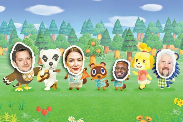 Saat Pandemi Covid-19, Orang Bersyukur Ada Animal Crossing