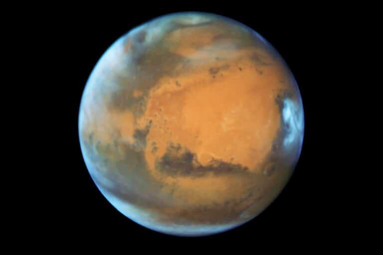 Fakta Baru! Permukaan Planet Mars Pernah Berwarna Biru