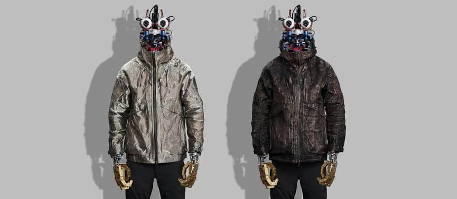 Jaket anti corona