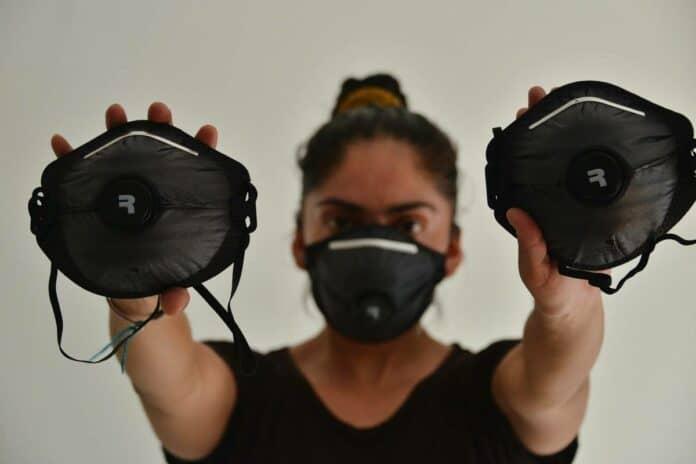 masker pembunuh virus corona