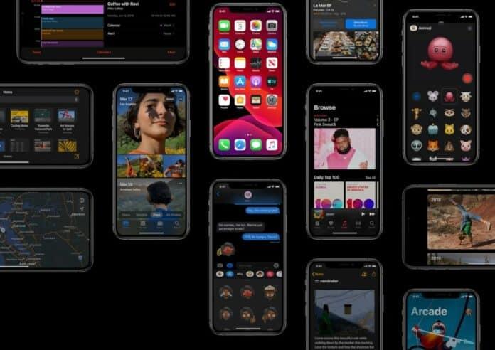 iOS 13.5 Berbagi Informasi Medis