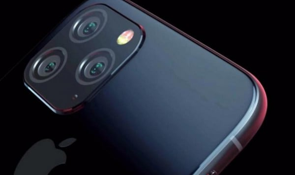 iPhone laser terbaru