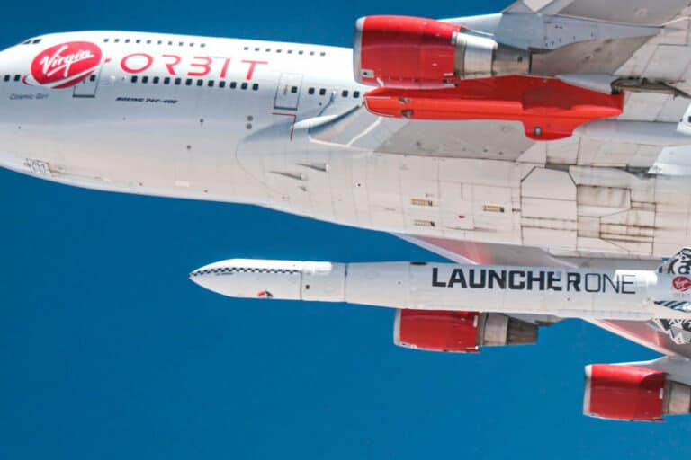 Tes Peluncuran Roket Milik Richard Branson Gagal Total