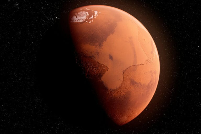 China Siap Menjelajahi Planet Mars pada Juli 2020