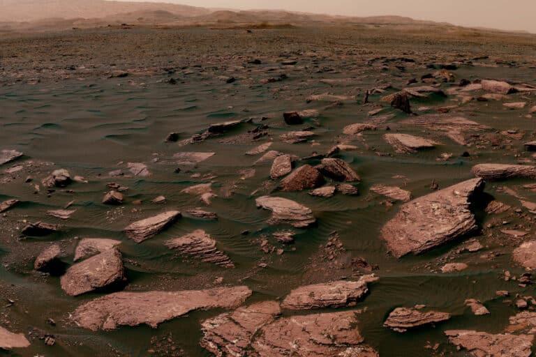 Tabung Lava di Mars Bisa Lindungi Astronot dari Radiasi