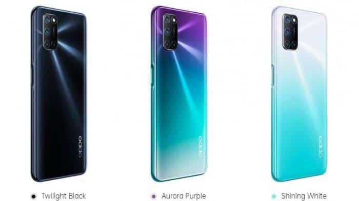 smartphone 6GB termurah Oppo A52