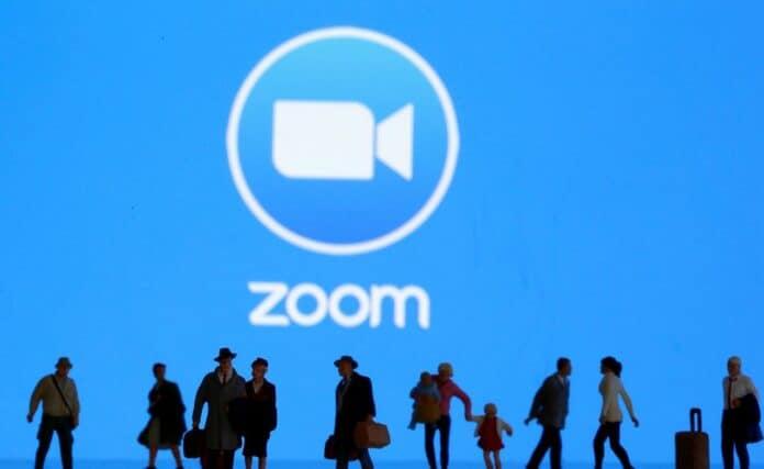 Video Call Zoom Terenkripsi