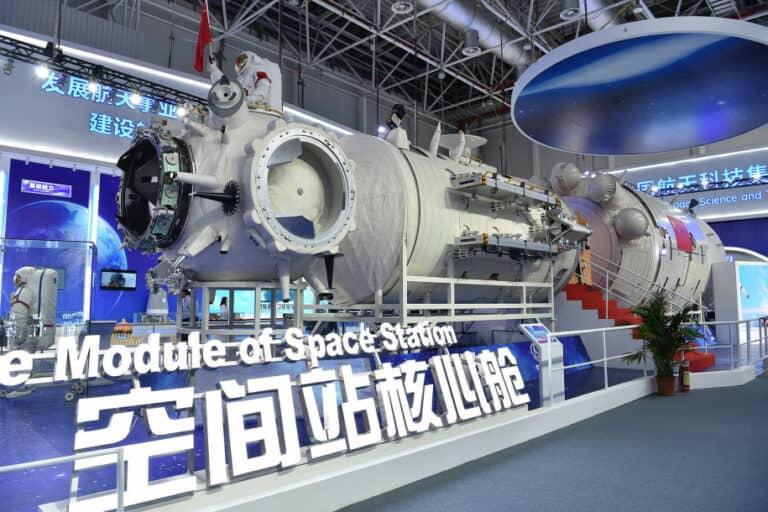 "China Siapkan ""Istana Surgawi"" untuk Saingi ISS"