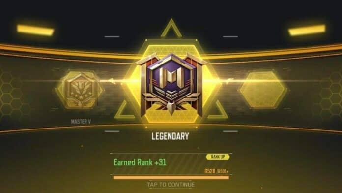 tips push rank CoD