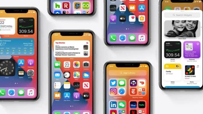 iOS 14 Privasi