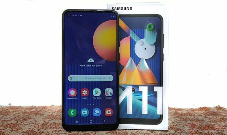 Review Samsung Galaxy M11: Hanya Jagokan Baterai Besar