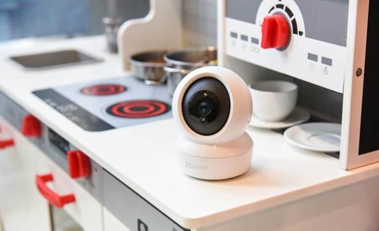 Kamera Keamanan Pintar Ezvis C6N Dijual Resmi, Harganya?