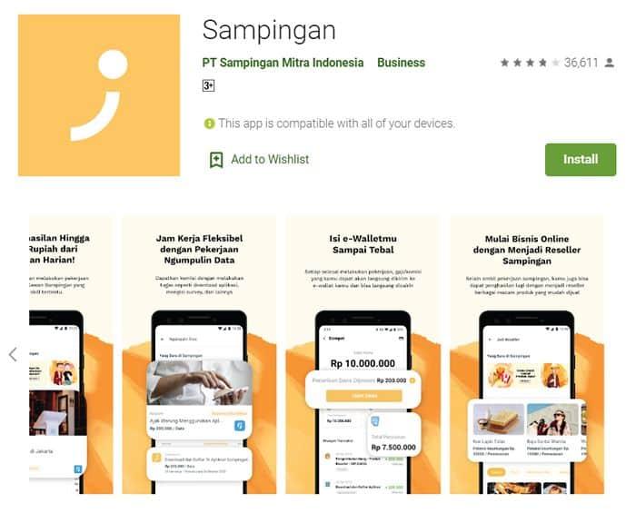 7 Aplikasi Kerja Sampingan Online Terbaik Bisa Dapat Banyak Uang