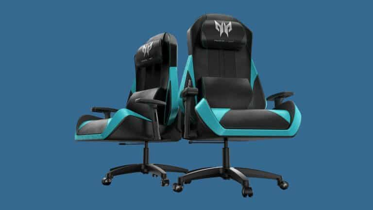 """Acer Predator Gaming Chair x OSIM, Kursi Gaming Bisa """"Pijat"""""""