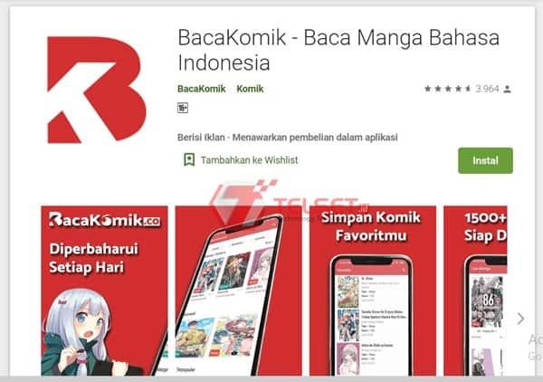 20 Aplikasi Baca Manga Bahasa Indonesia Terbaik Di Android