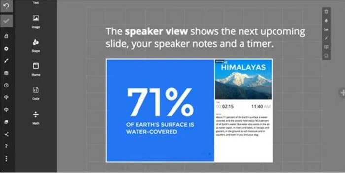 Aplikasi Presentasi